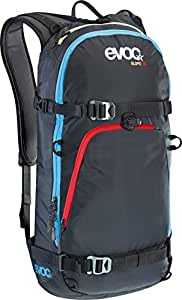 EVOC Performance Rucksack Slope, Black, 57 x 25 x 13 cm, 18 Liter, 3220-101