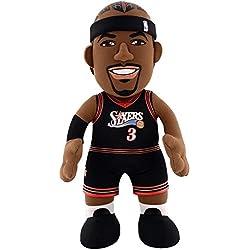 NBA Allen Iverson Philadelphia 76ers - Muñeco, multicolor