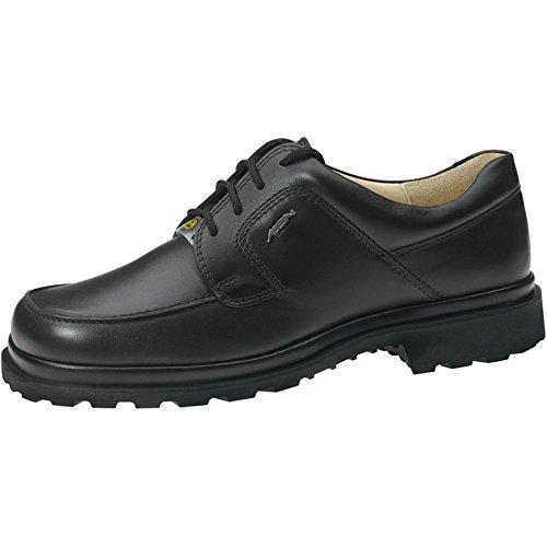 Abeba , Herren Sicherheitsschuhe Schwarz schwarz 43