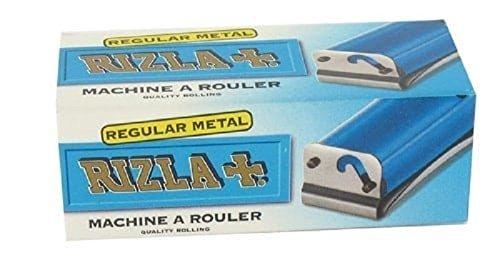 Rizla Premier Metal regular size Zigaretten Drehmaschine