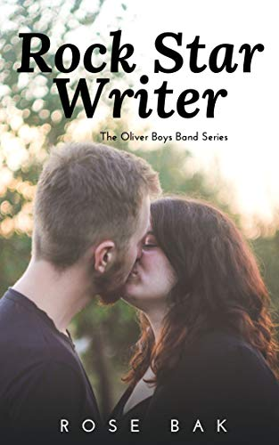 Rock Star Writer: The Oliver Boys Band Series (English Edition)