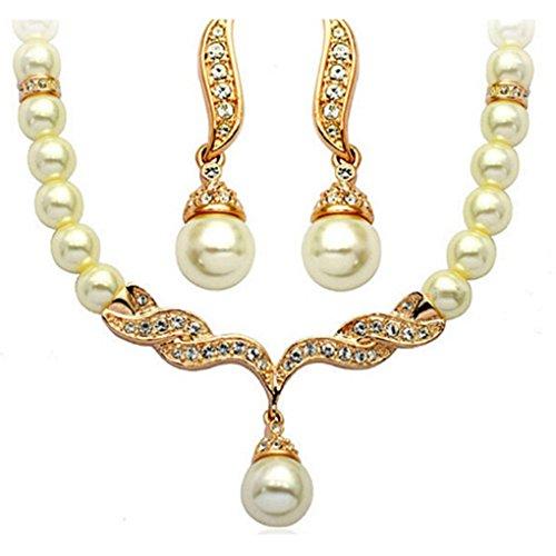 lufa-women-bead-water-drop-dangle-necklace-earrings-set-dinner-dress-bride-jewelry