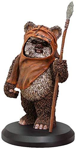 Star Wars Elite Collection - Wicket Statue Standard (Star Wars Wicket Aus)