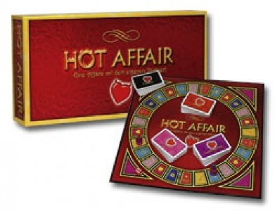 Hot Affair Bretspiel