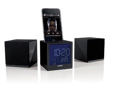 Gear 4 CRG-70W Radio-réveil avec enceintes amovibles Station d'accueil pour iPod de Gear4