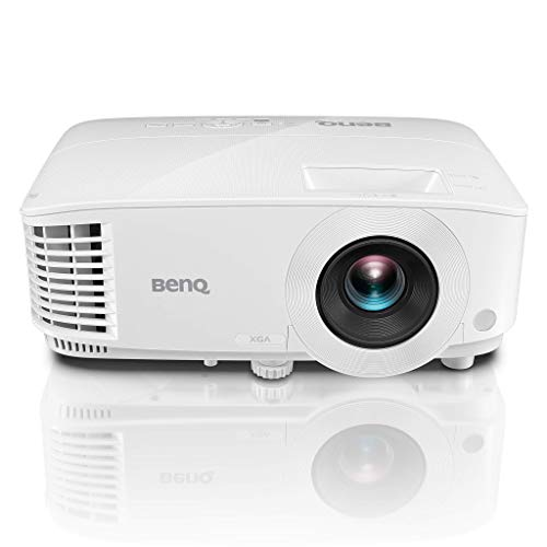 BenQ MX611 - Proyector DLP, XGA, 4000 lumens, 2X HDMI, Contraste 20.000:1