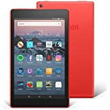 Fire HD 8 Tablet, 16 GB, Red—with Special Offers