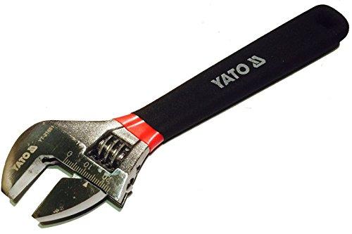 YATO YT-21652 250 mm-Clé réglable