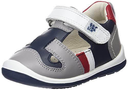 Garvalín 182326, Zapatillas de Estar por casa para Bebés, Azul Marino (Sauvage),...