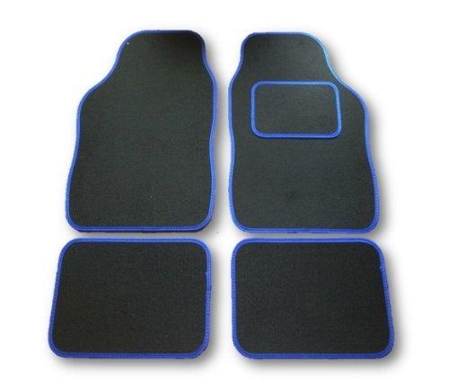 hyundai-sante-fe-06-12-universal-4-piece-carpet-car-floor-mats-set-black-blue-trim