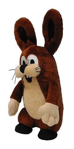 Trullala Plüschfigur Hase, aus der TV-Serie, ''der kleine Maulwurf'', Vollfigur 30 cm