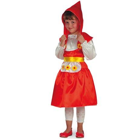 Rosso Cappuccetto Kostüm - LIBROLANDIA 24220 CAPPUCCETTO ROSSO IN BUSTA