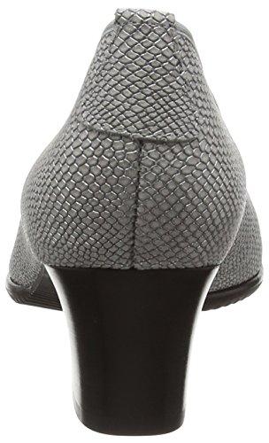 Hassia Paris, Weite H, Chaussures à talons - Avant du pieds couvert femme Beige - Beige (6800 stone)