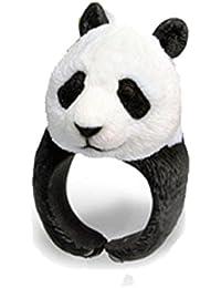 Panda Anillos de Artesanía de Resina