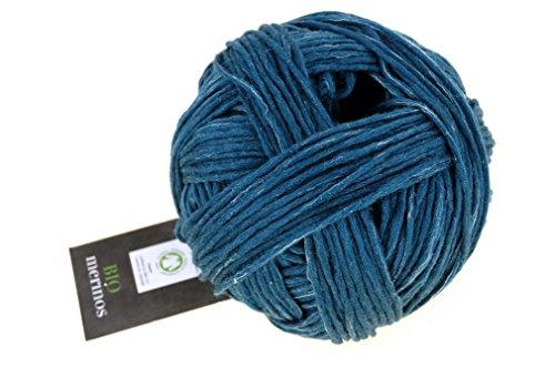 Schoppel Wolle Bio Merinos Fb. 5985 sepia, 50g Merinowolle aus kontrolliert biologischer Wolle, GOTS zertifiziert -