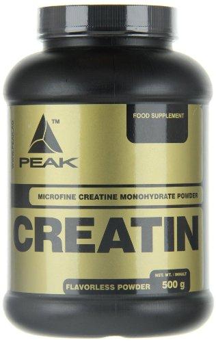 Creatine monohydrate 500gr Peak