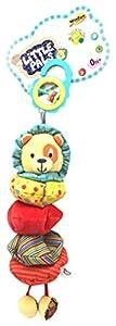 winfun Cesar el león, estira y vuelve, Little Pals Color Amarillo CPA Toy Group 7300122