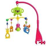 Bett Bell Neugeborenes Baby Spielzeug 0-1 Jahre alt Musik Drehen Nachtklingel Rassel Bett hängen