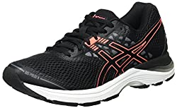 Asics Women's Gel-pulse 9 Running Shoes, Black (Blackflash Coralcarbon), (4.5 Uk) 37.5 Eu