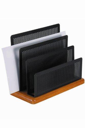 rolodex-s0795410-portacorrispondenza-a-piu-scomparti-ad-altezza-scalare-ciliegio-nero