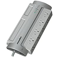 PANAMAX PM8-EX 8-Outlet Powermax(R) PM8-EX Surge Protector (Without Satellite & CATV Protection) consumer electronics