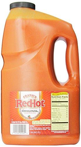 Frank's RedHot Original Cayenne Pepper Sauce 3.78 Litre