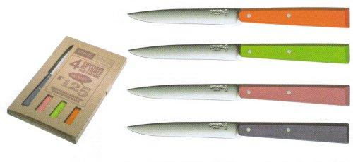 Coffret 4 couteaux de table Esprit POP - OPINEL