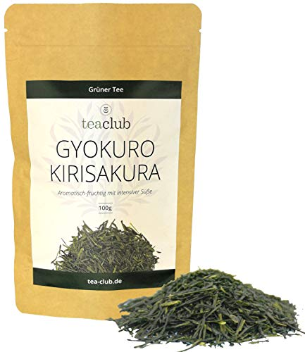 Gyokuro Grüner Tee Lose Japan, Japanischer Grüntee