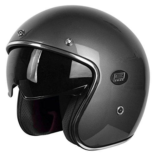 Origine-Helmets-202587013200106-Sirio-Solid-Gun-Casco-Jet-in-Fibra-di-Carbonio-Titanio-XL