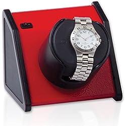 Orbita Sparta 1 Single Watch Winder - Vibrant Red