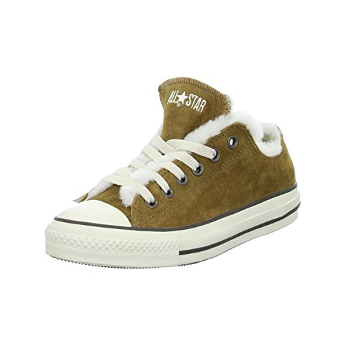 Converse All Stars All Star OX Shearling/ Suede Unisex Braun