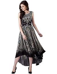 Label RITU KUMAR Rayon a-line Dress