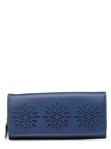 Butterflies Women Wallet (Blue) (BNS 2390BL)  available at amazon for Rs.496