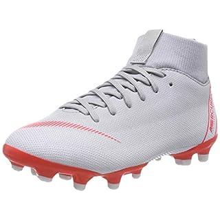 new style a55f8 69d57 Nike Unisex-Erwachsene Jr. Mercurial Superfly VI Academy MG Fitnessschuhe,  Mehrfarbig (Wolf