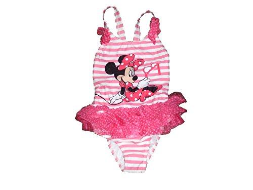 Disney Minnie Maus Badeanzug Alter 6-7Jahren