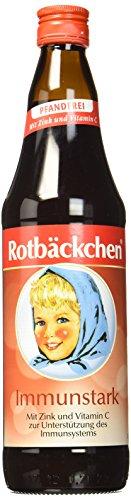 Rotbäckchen Immunstark, 6er Pack (6 x 700 ml)