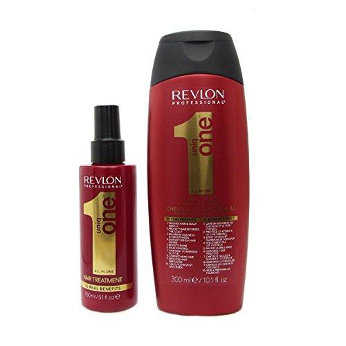 Revlon Uniq One shampoo 300ml + Conditioner 150ml