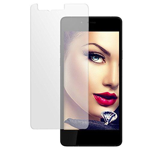 mtb More Energy® Protector de Pantalla de Vidrio Templado para BQ Aquaris E5s (5.0'') - Cristal Tempered Glass