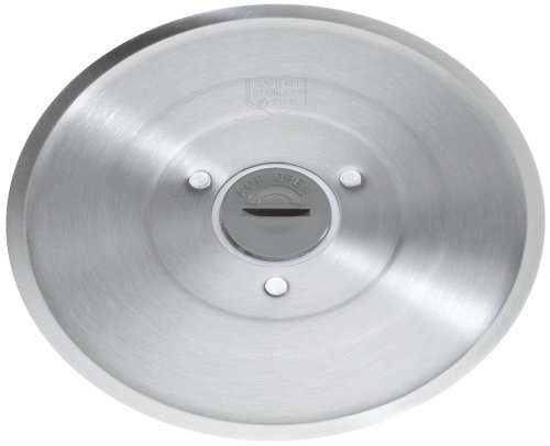 Graef 1581108 Edelstahlmesser glatt, passend für Economic E130, E132, E134, E136, E142, E158