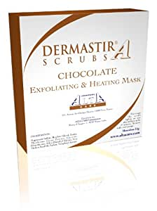Gommage Exfoliant et Chauffant Dermastir + Effet Masque - Chocolat