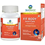 [Sponsored]FIT BODY Joint Care Veg Caps (500mg), Joint Support Formula For Joint Fitness, 60 Veg Caps