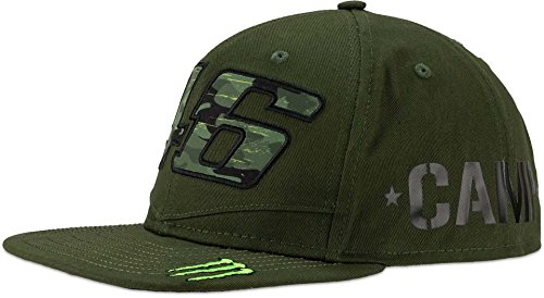 Imagen de  vr46 monster dual camp military green t u alternativa