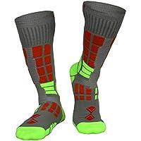 TEFANESO Calcetines de senderismo, Calcetines de senderismo ideal para hombre y mujer. calcetines deportivos