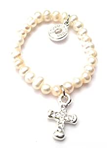 Equilibrium Jewellery - Fresh Water Pearl Christening ...