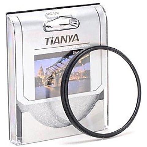 tianya 62mm MC Filtro UV para Pentax 18–13518–250mm, Tamron 18–200mm