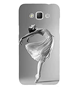 FUSON Young Ballerina Rehearsing Dance 3D Hard Polycarbonate Designer Back Case Cover for Samsung Galaxy Grand Max G720