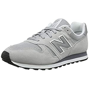 New Balance Herren 373 Core H Sneaker, Grau (Grey), 44 EU