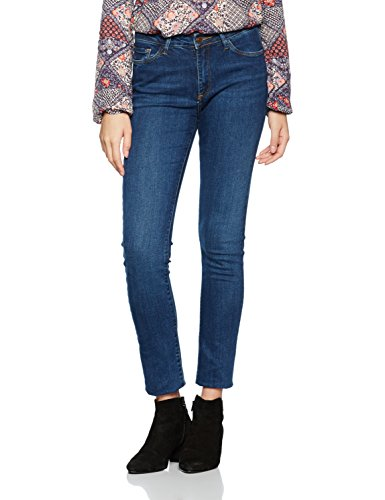 Cross Jeans Damen Skinny Jeans Alan, Blau (Dark Blue 041), W30/L30 (Herstellergröße:30/30) Preisvergleich