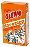 Olewo Hund Karotten-Pellets 5 kg Beifutter für alle Rassen Naturprodukt Barf