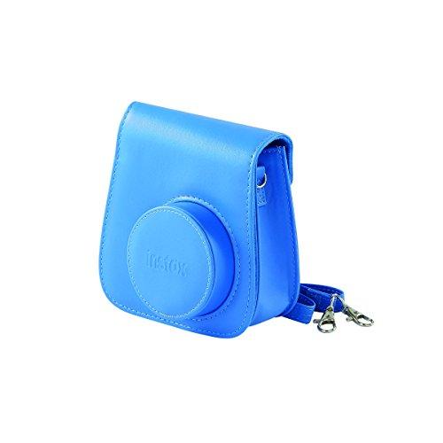Fujifilm 70100138206 Housse pour Appareil photo Instax Mini 9 Bleu